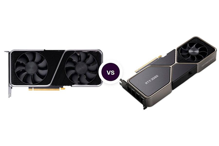 NVIDIA GeForce RTX 3070 εναντίον RTX 3080: Ποια GPU πρέπει να προτιμήσεις;