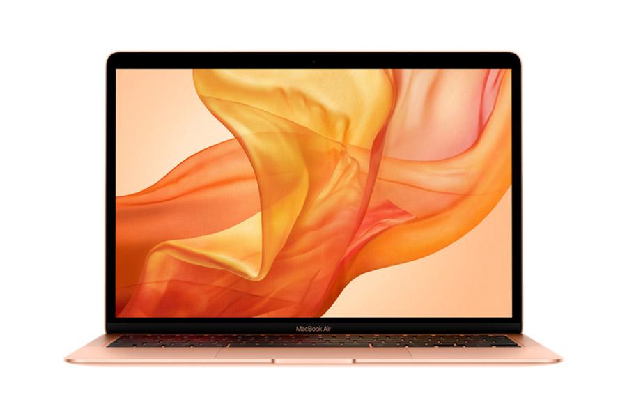 Apple MacBook Air Retina ( M18GB 256 GB) MGN93GRA (Late 2020) Gold 900×600