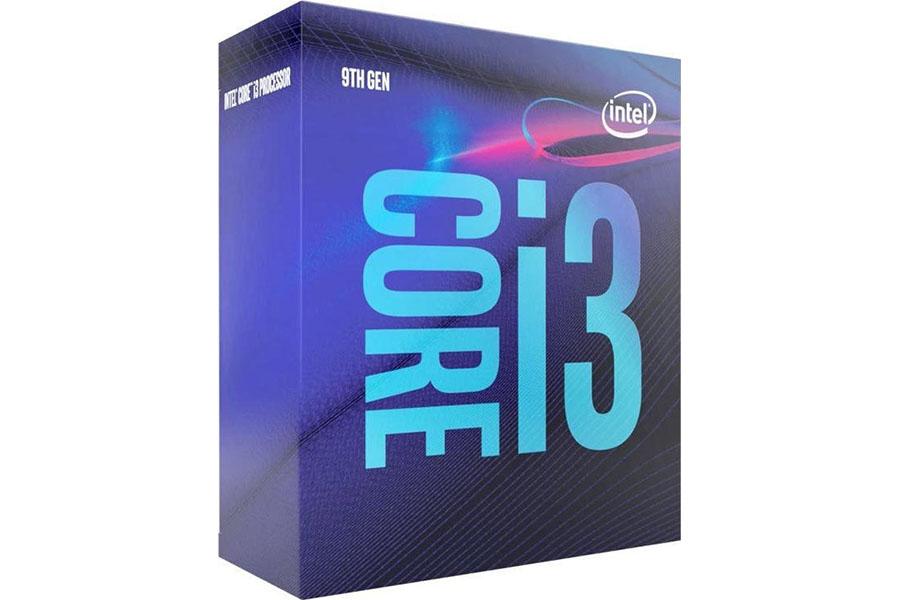 Επεξεργαστής (CPU) Intel Core i3-9100F Box (LGA 1151, 3.60GHz, 6MB) No Intel UHD Graphics