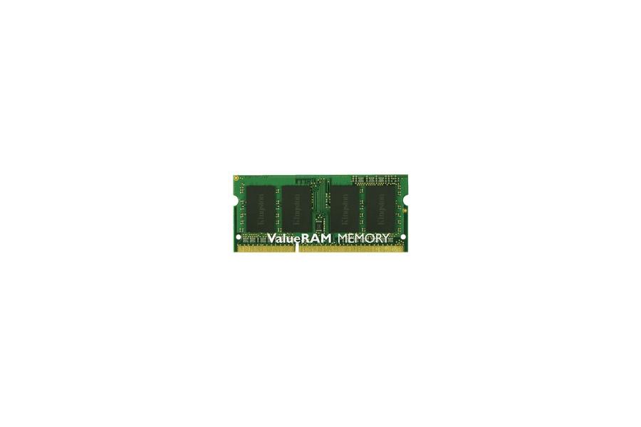 Μνήμη Kingston DDR3 4GB 1333MHz SODIMM Single Rank