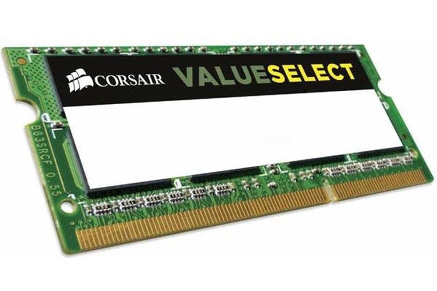 ΜΝΗΜΗ CORSAIR DDR3 8GB 1600MHZ SODIMM 1.35V