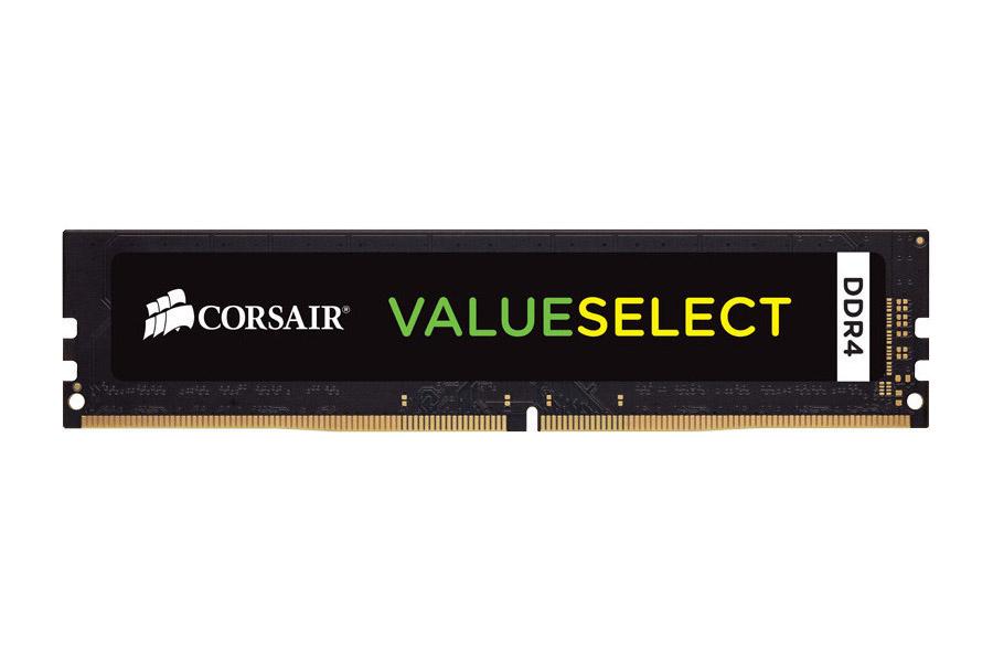 Μνήμη Corsair Value Select 16GB DDR4 2400MHz