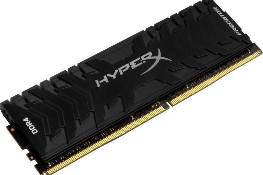 Μνήμη HyperX DDR4 Predator 16GB 2666MHz