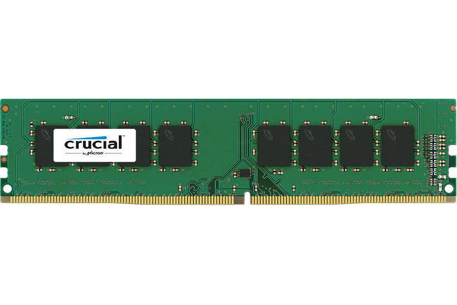 Μνήμη Crucial DDR4 8GB 2400MHz