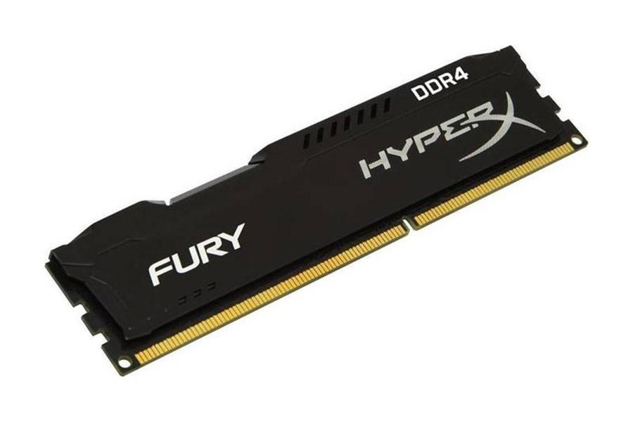 Μνήμη Kingston HyperX DDR4 Fury 2400MHz 4GB