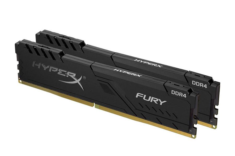 Μνήμη HyperX Fury 32GB DDR4 3200MHz (HX432C16FB4K2/32)