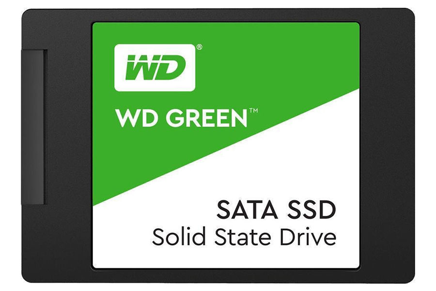 ΔΙΣΚΟΣ SSD WD GREEN 120GB SATA III