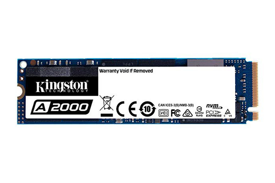 Solid State Drive (SSD) Kingston A2000 500GB PCIe NVME M.2